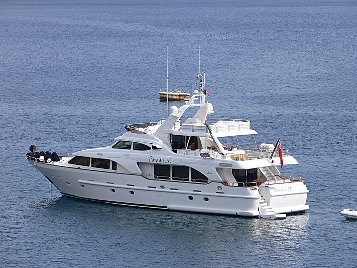 TURK'S yacht Benetti