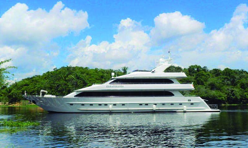 Igaraporanga yacht