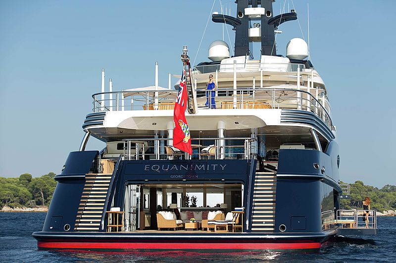 Equanimity yacht