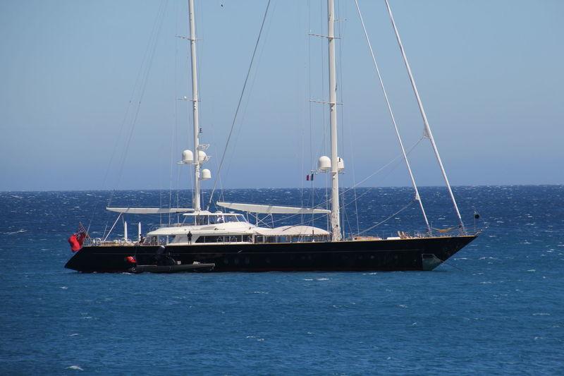 LUNA yacht Perini Navi