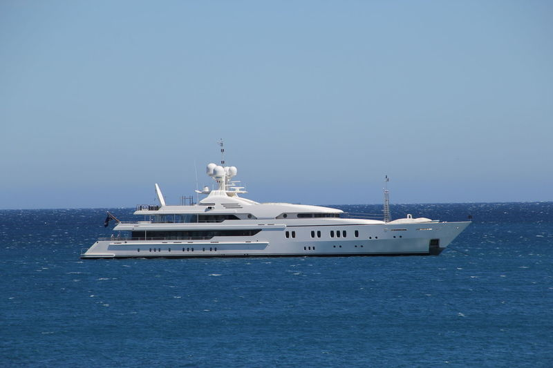 Maria in Antibes