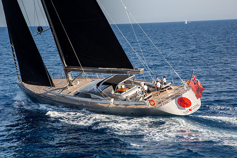 A SULANA yacht Holland Jachtbouw