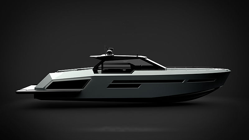 Mazu 82 from Mazu Yachts