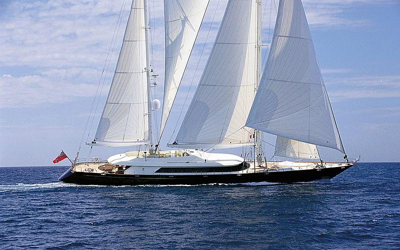 ROCK & ROLL yacht Perini Navi