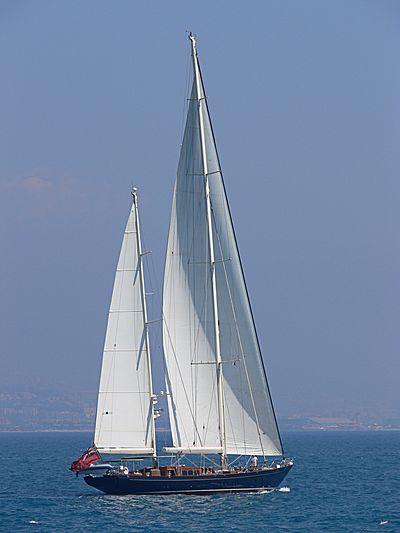 HUCKLEBERRY yacht Alloy