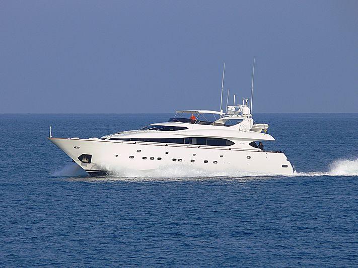 LADY KATANA  yacht Maiora