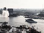 Jubilee yacht in Amsterdam