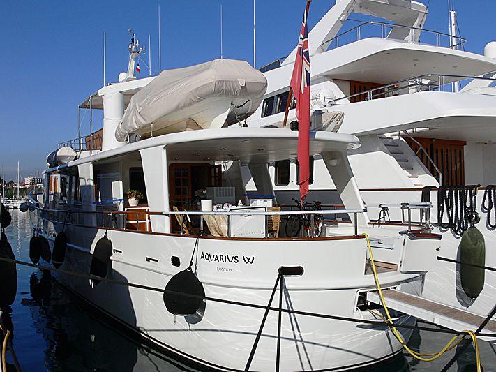 LADY ANNA OF FIFE yacht GeTa