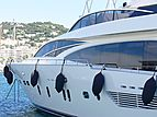 Tethys yacht in Cannes