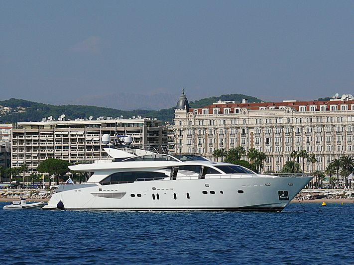 ECLIPSE yacht Couach