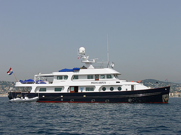IBI yacht Arsenal
