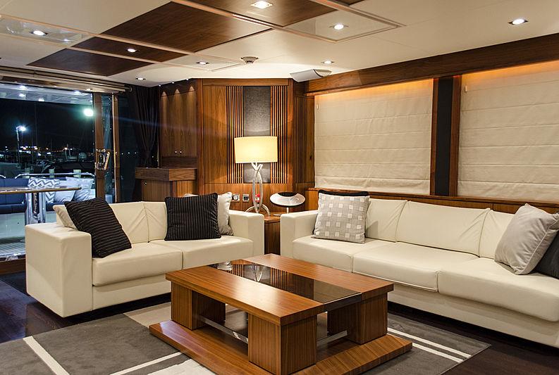 Emrys yacht interiors