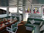 Diamond For Ever yacht deck