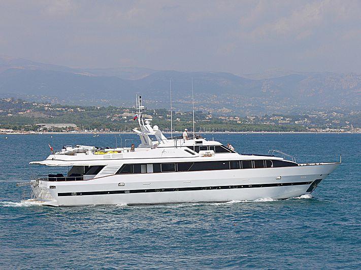 AVELLA yacht Azimut