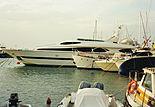 Sea Jaguar Yacht Maiora