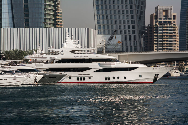 SEHAMIA yacht Gulf Craft