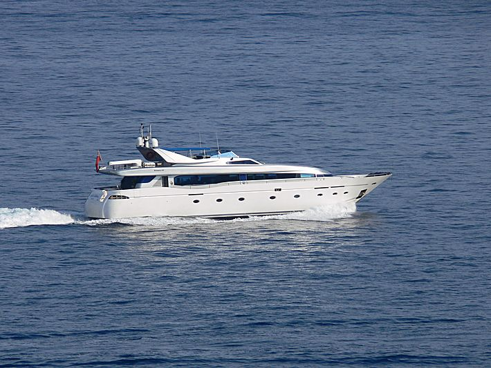 NAUGHTY BY NATURE yacht Cantieri Navali Rizzardi