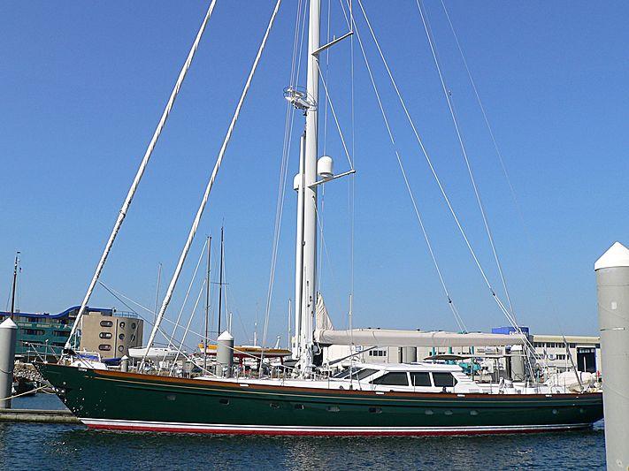 GOOD TIMES yacht Van Dam Nordia