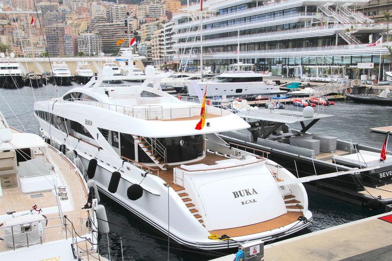 Buka in Monaco