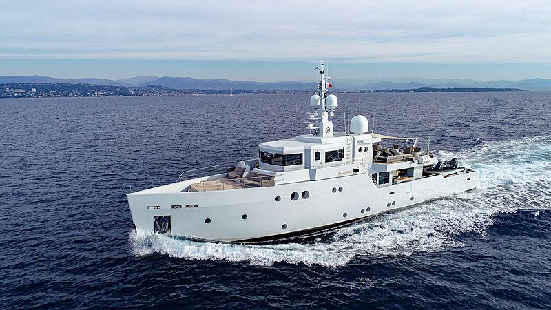 PREFERENCE 19 yacht Tansu