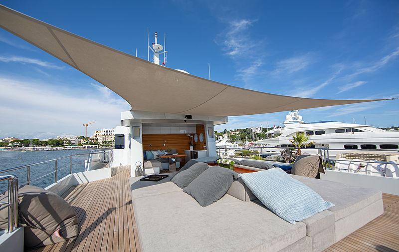 Preference yacht deck
