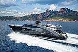 Freedom yacht by Roberto Cavalli