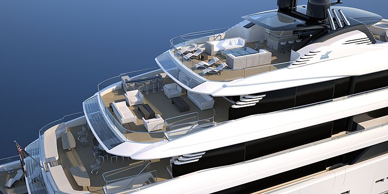 CRN 70m Project She by Vallicelli Design