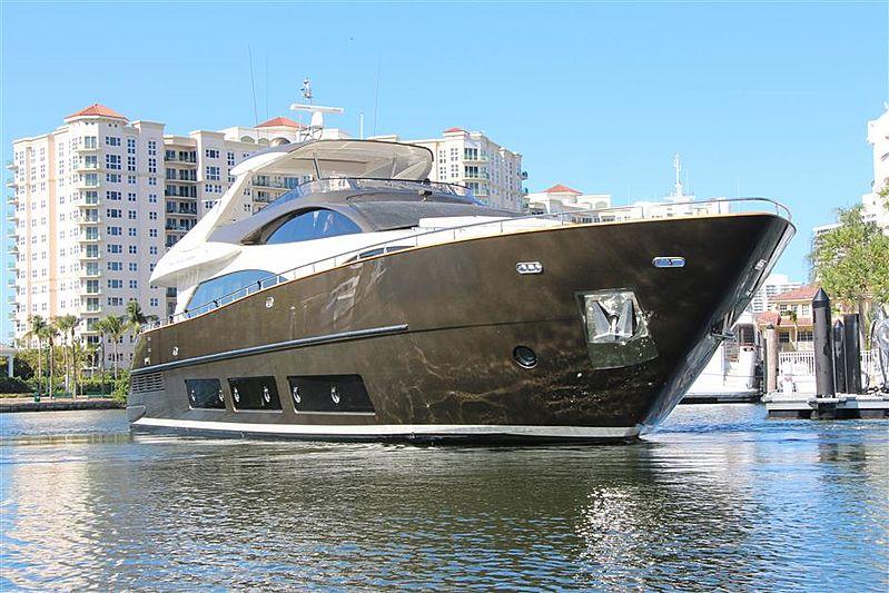 Privilegio yacht by Riva
