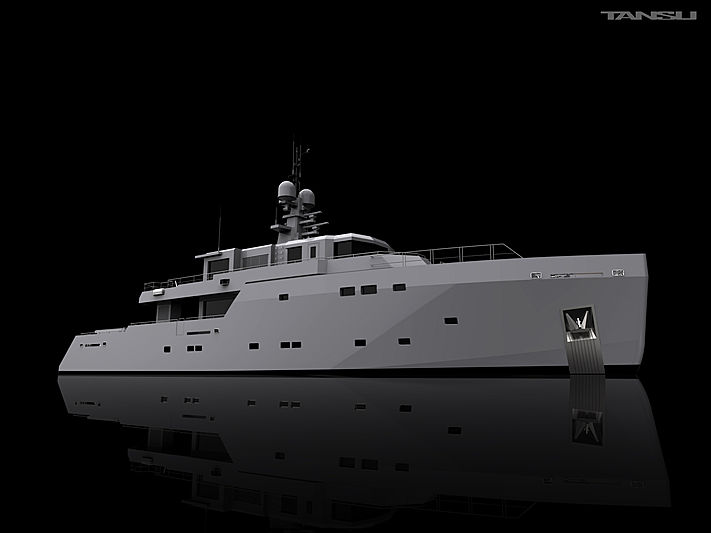 Tigershark One - 26 yacht