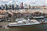 Lady S Yacht Michael Leach Design Ltd.