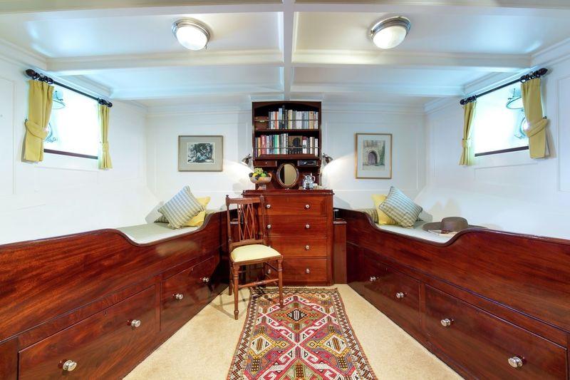 Fair Lady interior