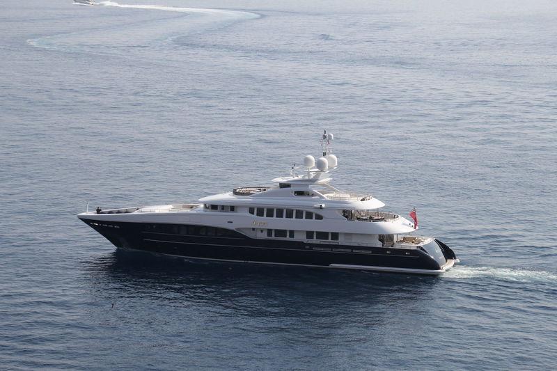 4YOU yacht Heesen