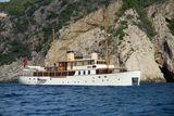 Fair Lady Yacht Camper & Nicholsons Shipyard