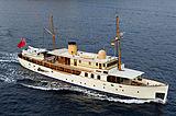 Fair Lady Yacht John Munford Design