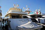 Lady Elaine yacht at Port Canto