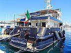 Indian  Yacht Cantieri Navali Di Pesaro