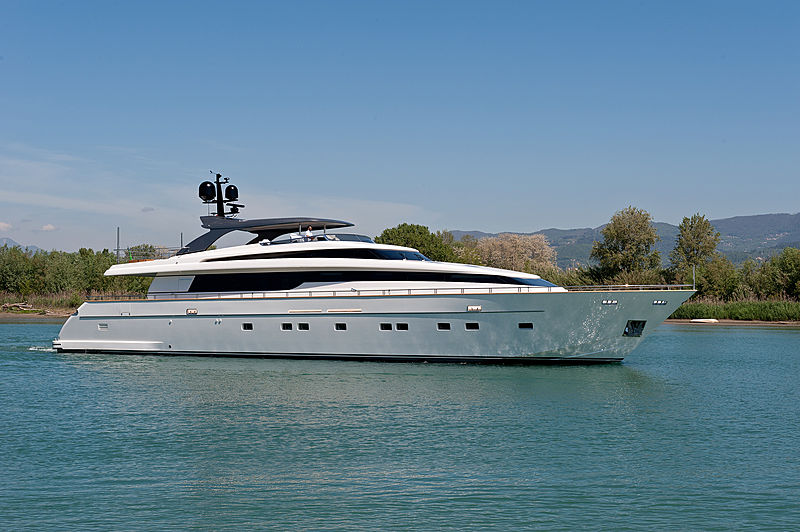 Regine yacht