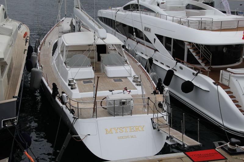 MYSTERY yacht Nautor's Swan
