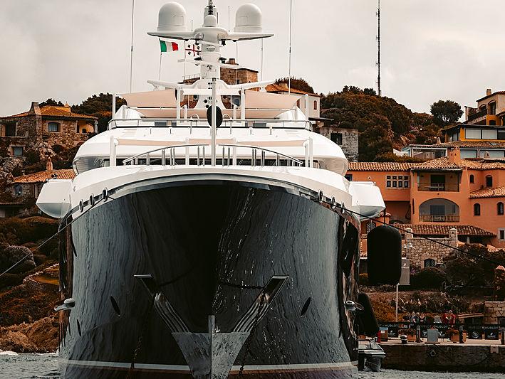 Sycara V yacht in Porto Cervo