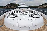 Rush yacht foredeck