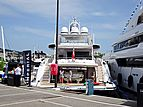 Rush yacht in Port Canto