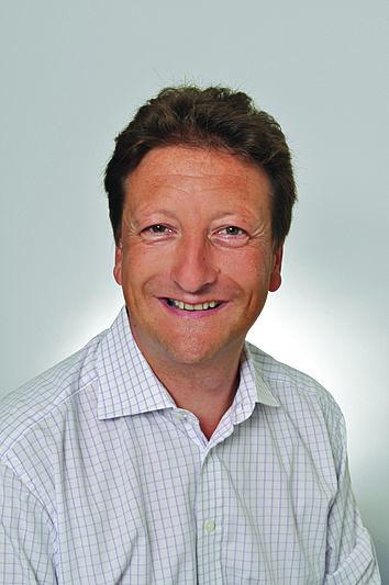 Toby Maclaurin portrait