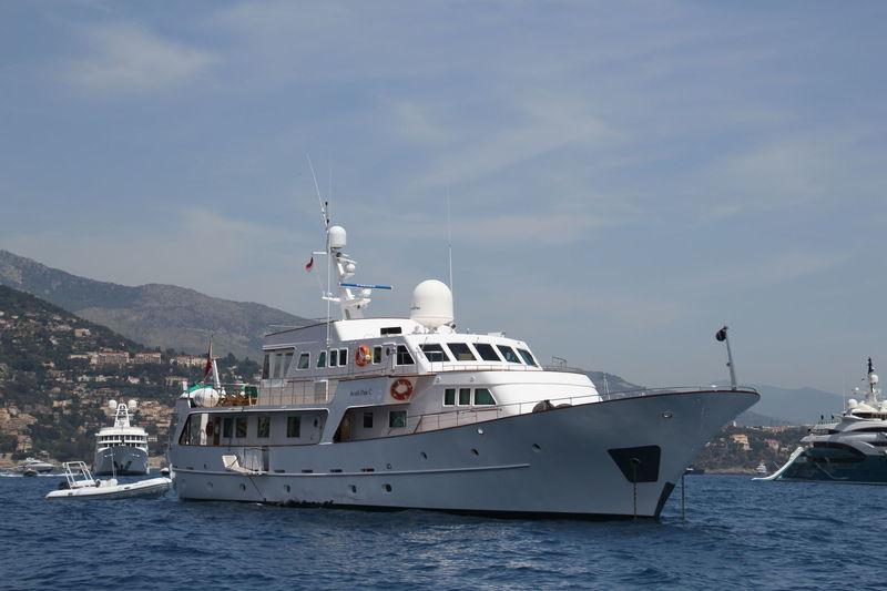 SOUTH PAW C yacht Codecasa