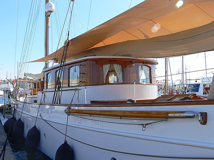 IDUNA yacht Feadship