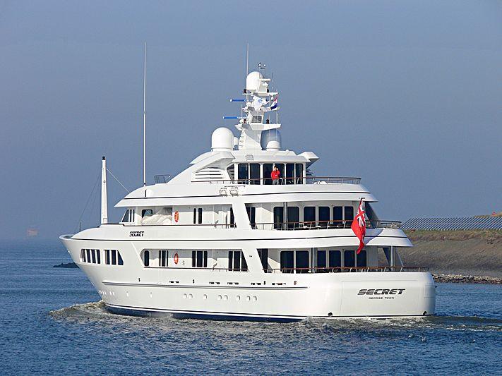 MAJESTIC yacht Feadship