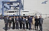 South China Sea Welkin Yacht Custom Line