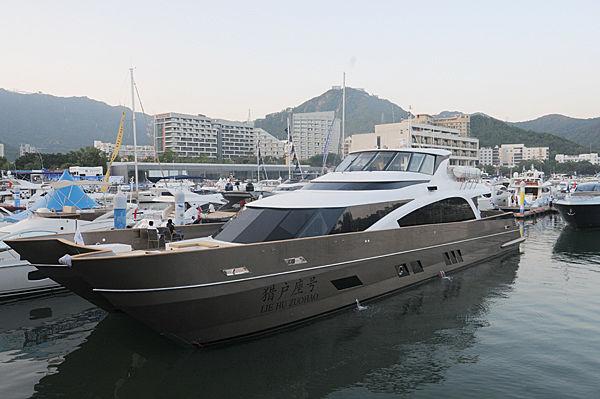 LIE HU ZUO HAO yacht Sunbird Yacht