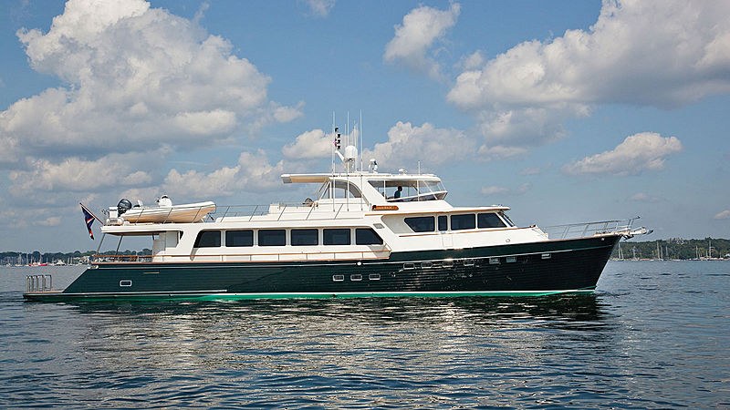 DUE PROCESS yacht Marlow