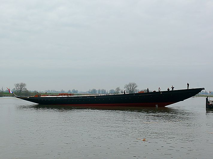 Atlantic yacht in Hardinxveld