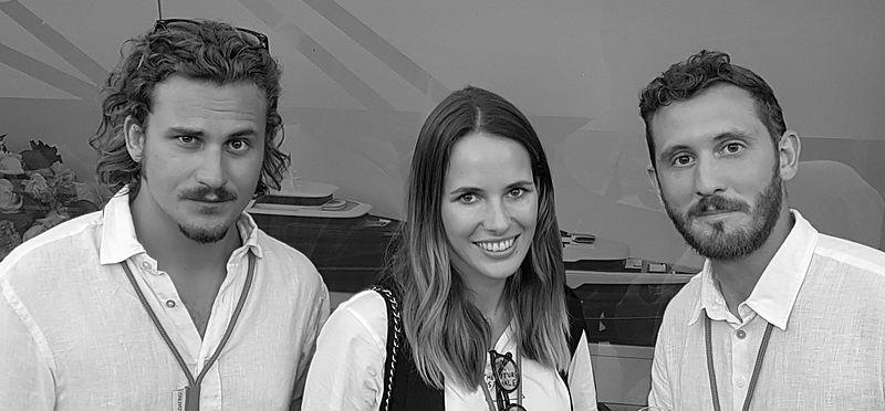 Federica Fino, Alberto Frulla and Francesco Viola